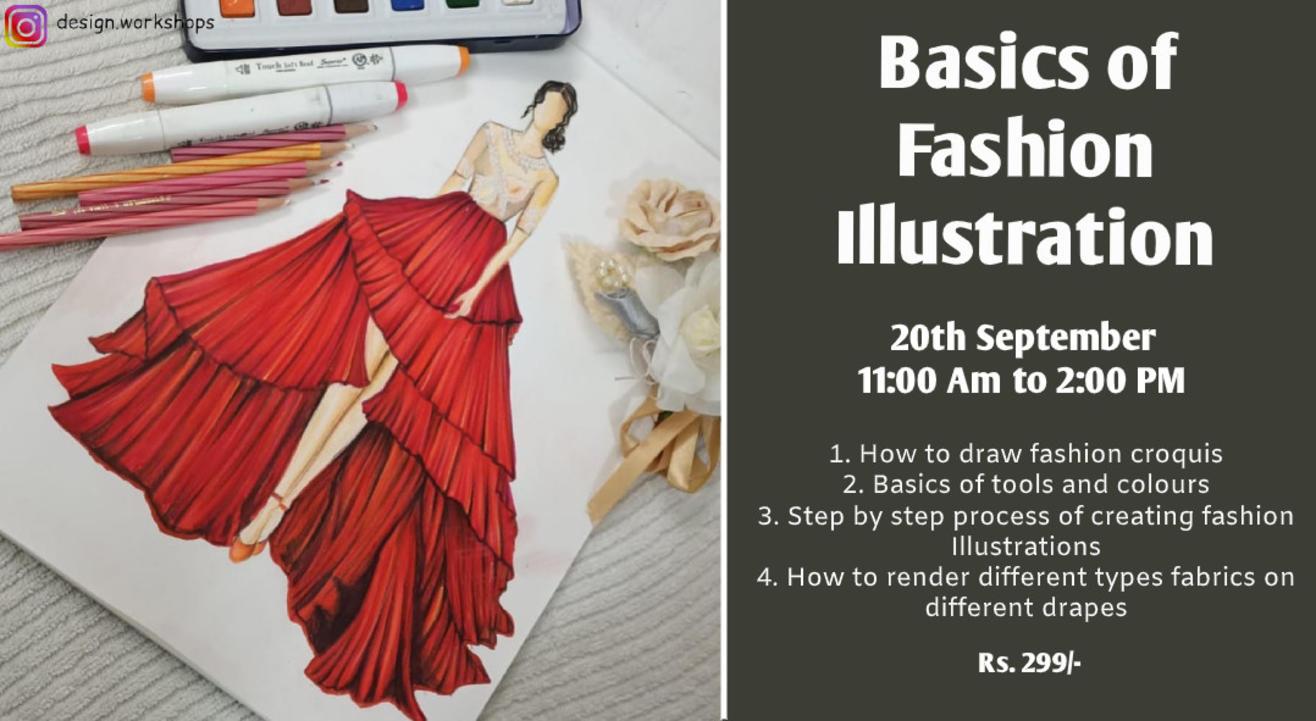 Basic of Fashion Illustration