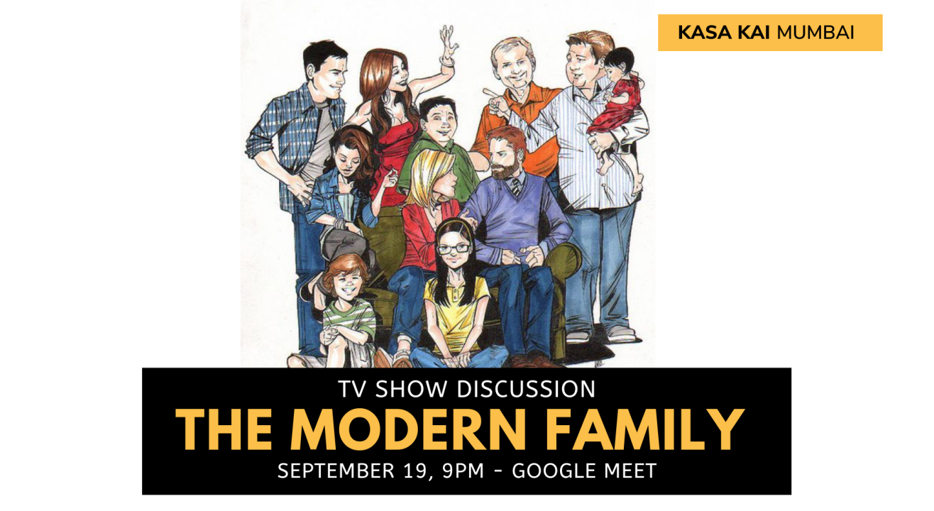 TV Show Discussion: Modern Family on Google Meet