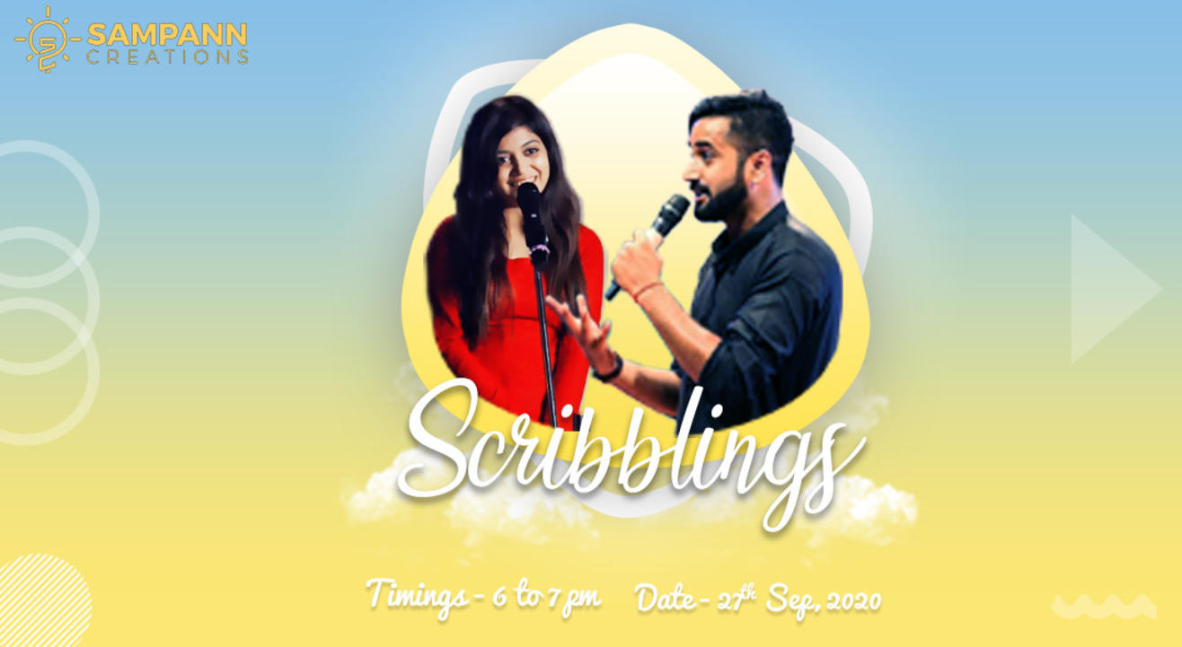 Scribblings with Dushyant Singh and Ankita Mishra