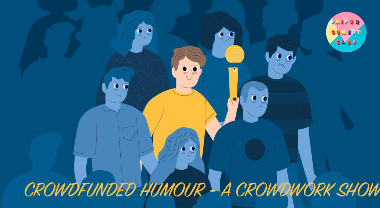 Crowdfunded Humour