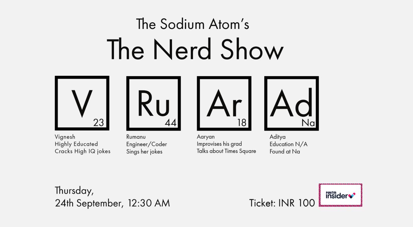 The NERD Show