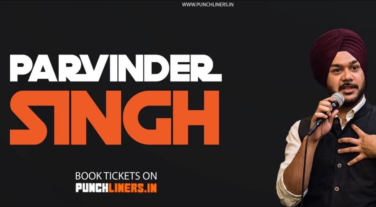 Punchliners Comedy Show ft Parvinder Singh Live in Gurgaon