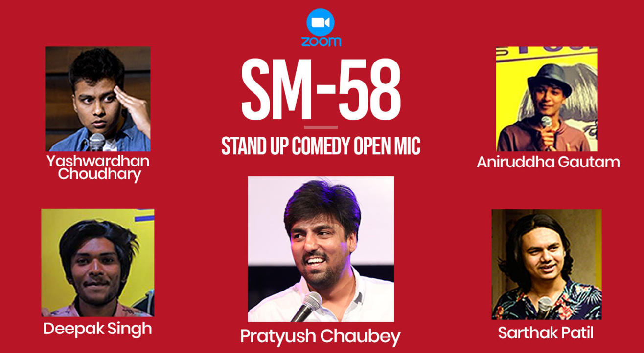 SM 58 Featuring Pratyush Chaubey