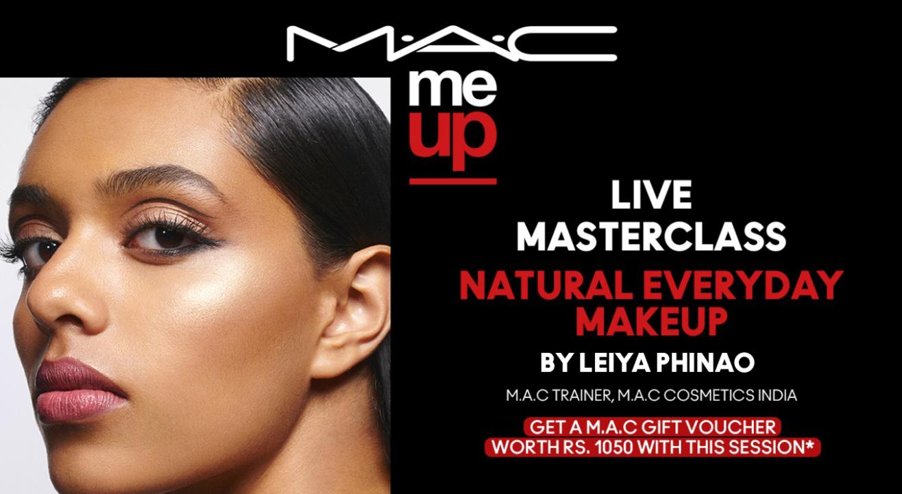 Natural Everyday Makeup | M.A.C Cosmetics