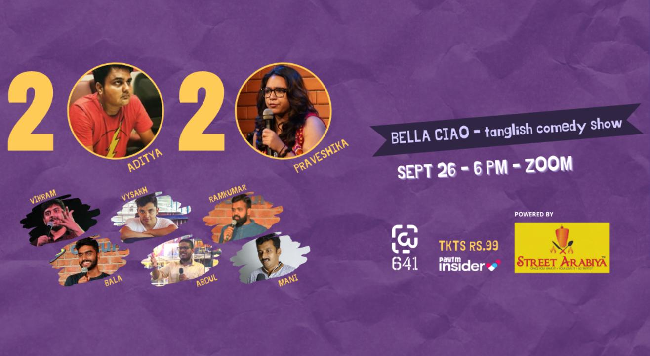 2020 - Bella Ciao - Standup Comedy Show