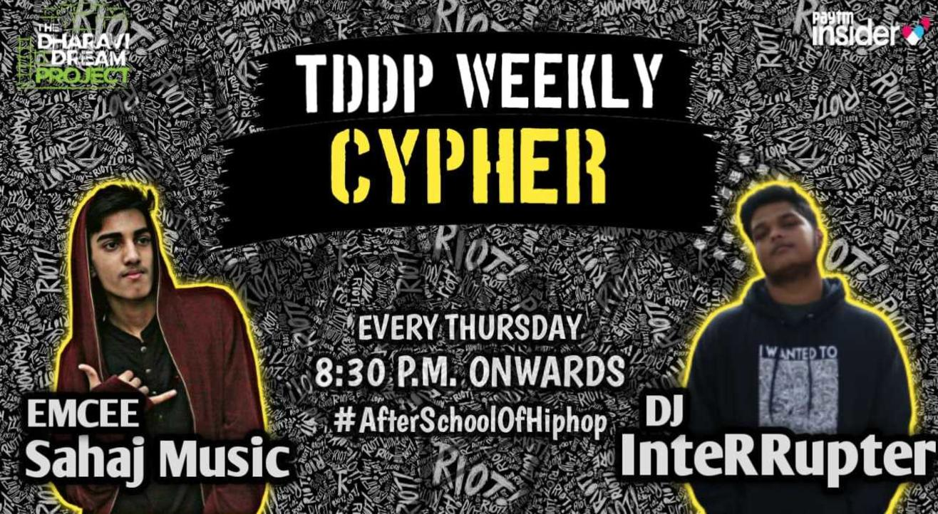 #TDDPTHURSDAY CYPHERS! Keeping Hip-Hop's enduring tradition on during lockdown!