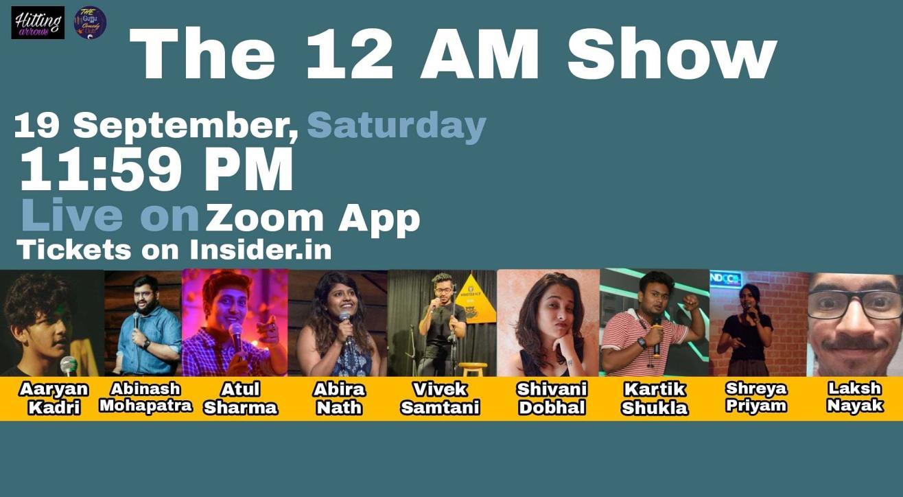 HittingArrows:The 12 AM Show