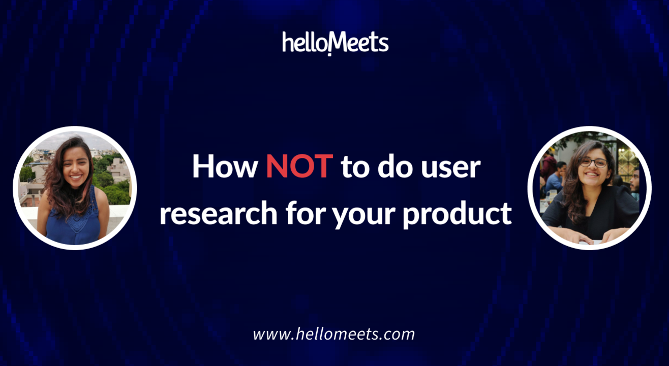 A Recipe For Good UX Research
