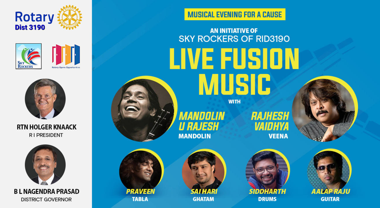 Rotary's Musical Evening