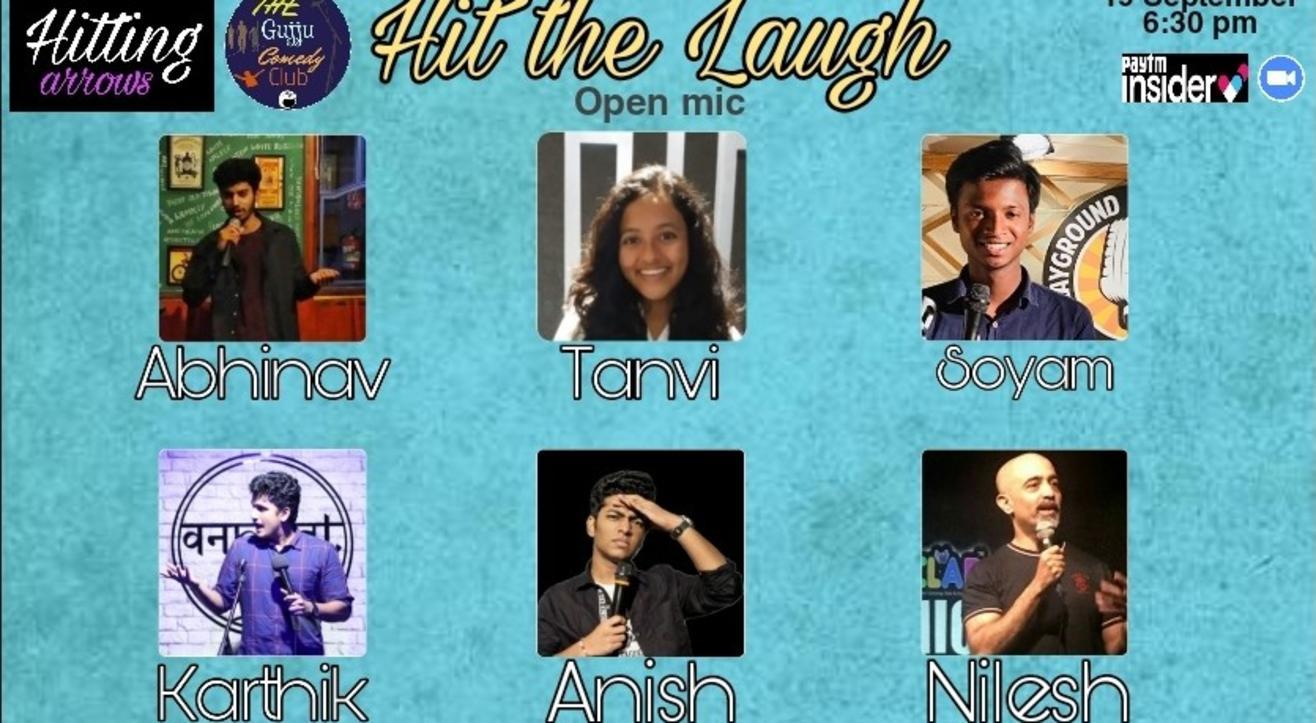 HittingArrows: Hit the Laugh on Saturdays