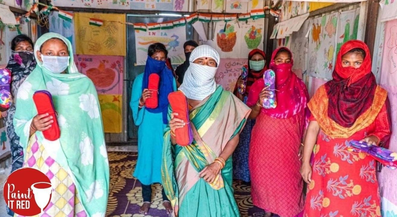 Help collect information on lack of menstrual hygiene tools in rural India