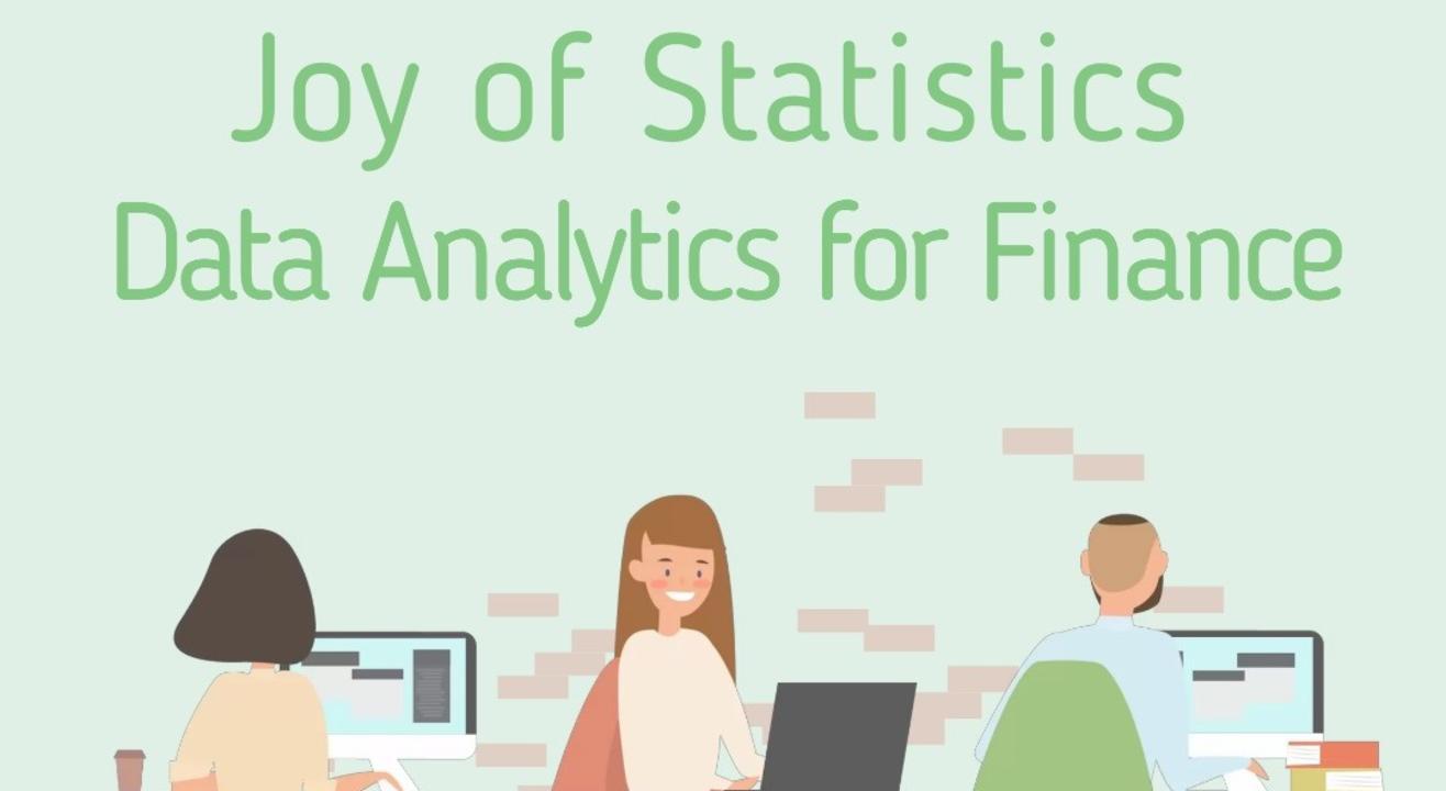 Joy of Statistics in Data Analytics - Online Webinar