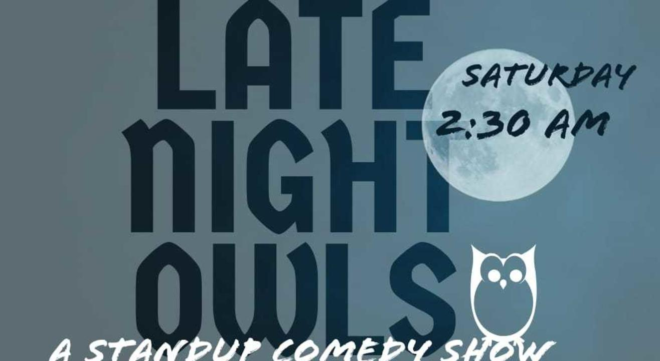 Late Night Owls : A stand up show