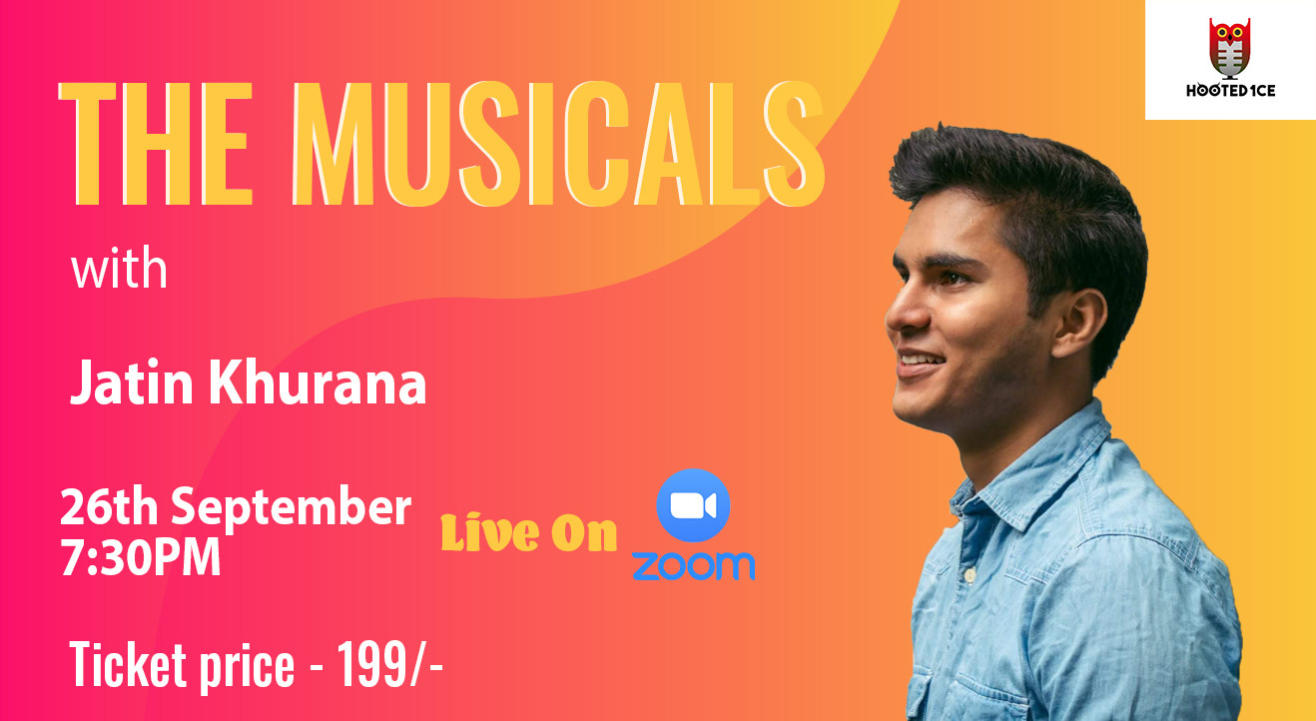 The Musicals with Jatin Khurana
