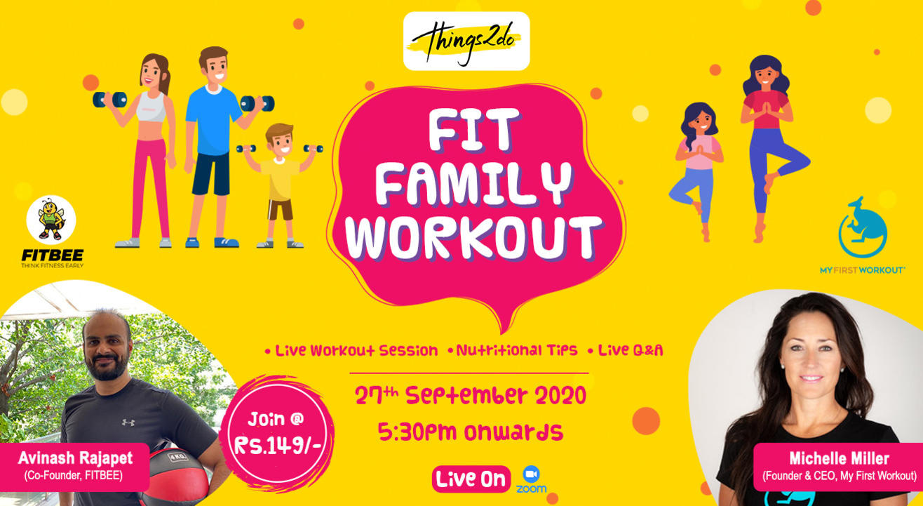 Fit Family Workout 2020