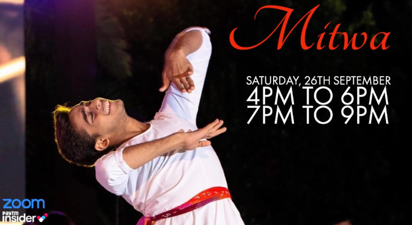 Mitwa with Jainil Mehta | 7PM to 9PM