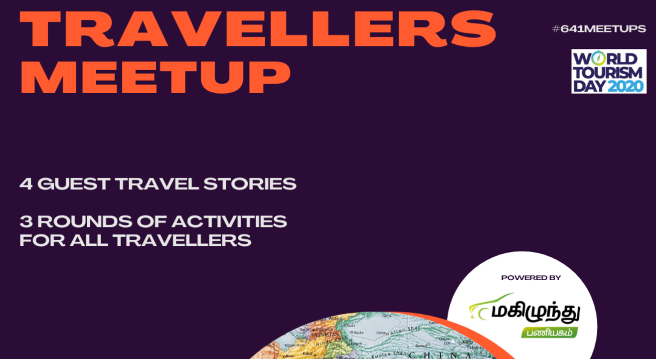 Travellers Meet Up - Episode 1