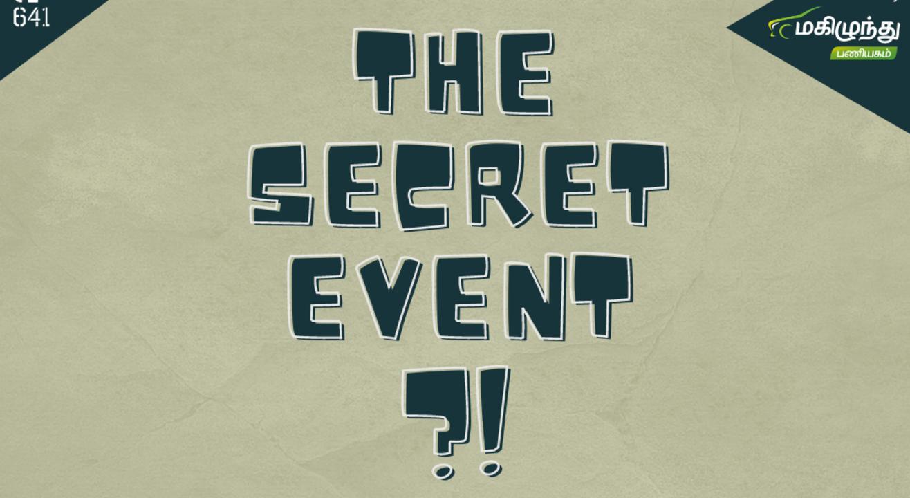The Secret Event - Ep 2