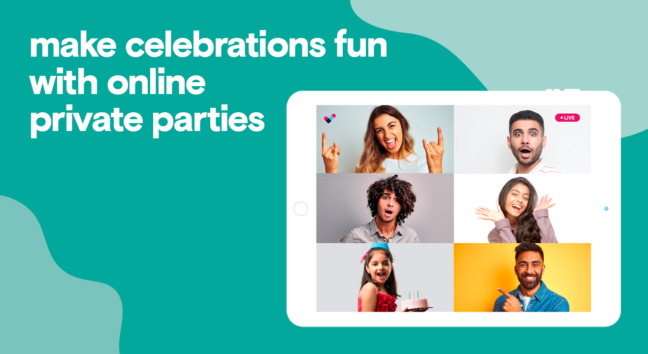 9 Creative Virtual Birthday Party Ideas