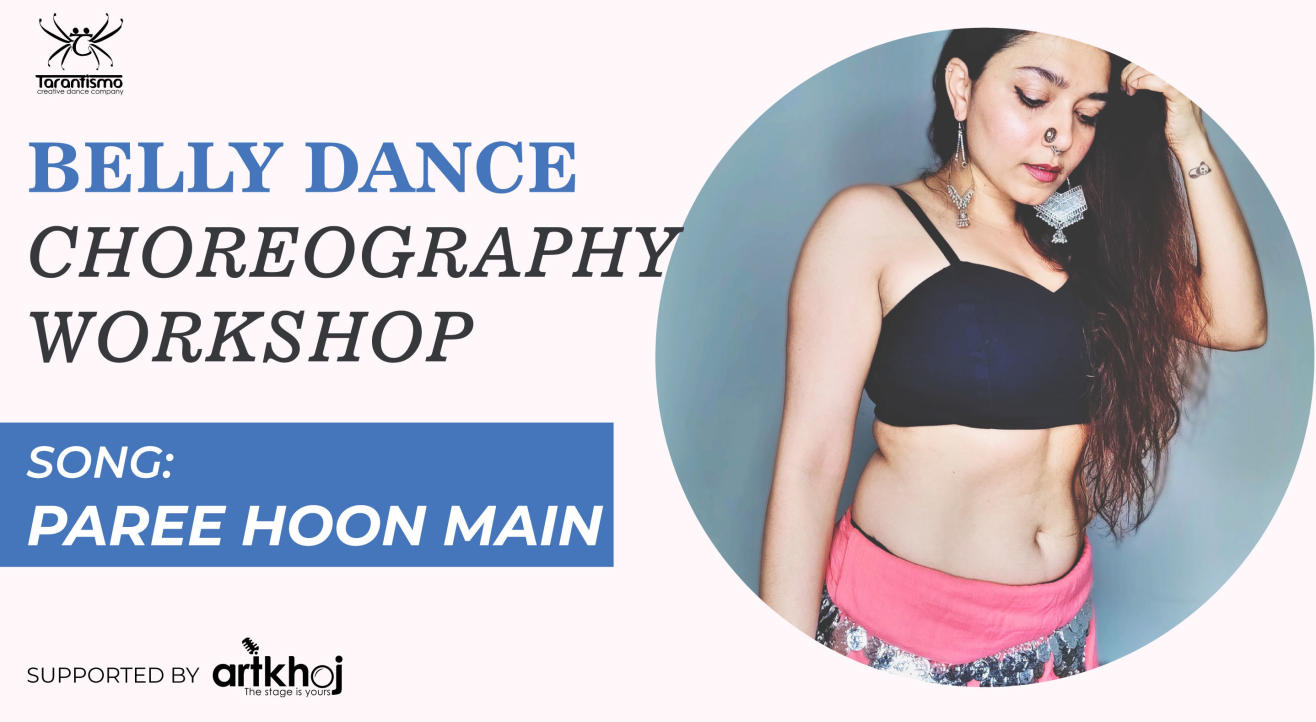 Online Belly Dance Workshop - Choreography Workshop