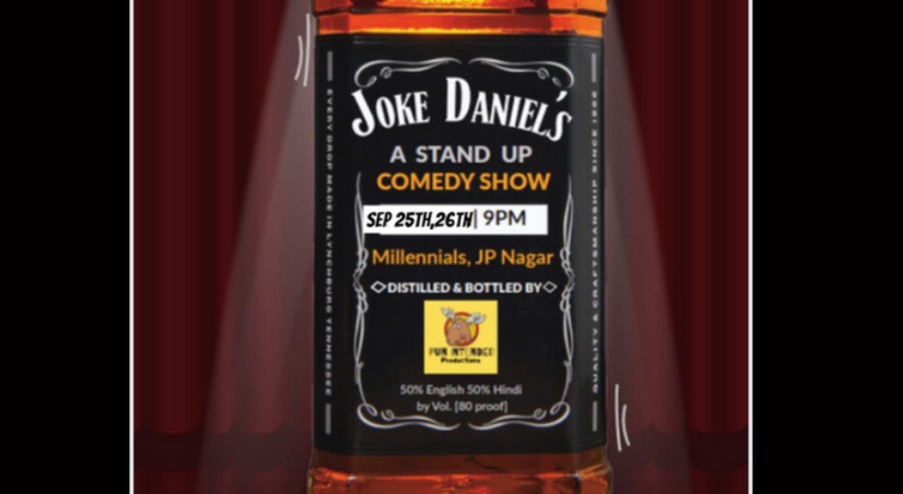 Joke Daniel's, Stand-Up Comedy Night