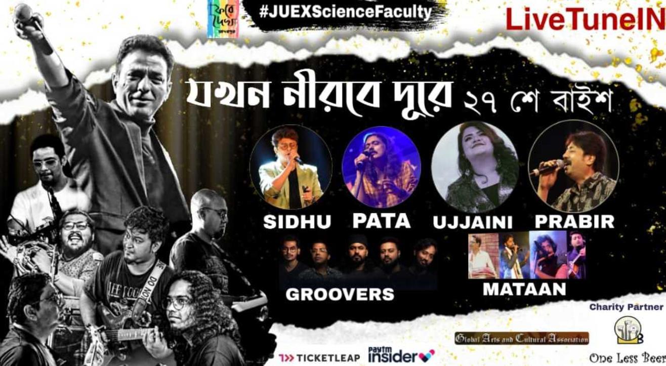 Jokhon Nirobe Dure Feat. Anindya Shahar with Sidhu, Pata, Probir & Matan Folk Band