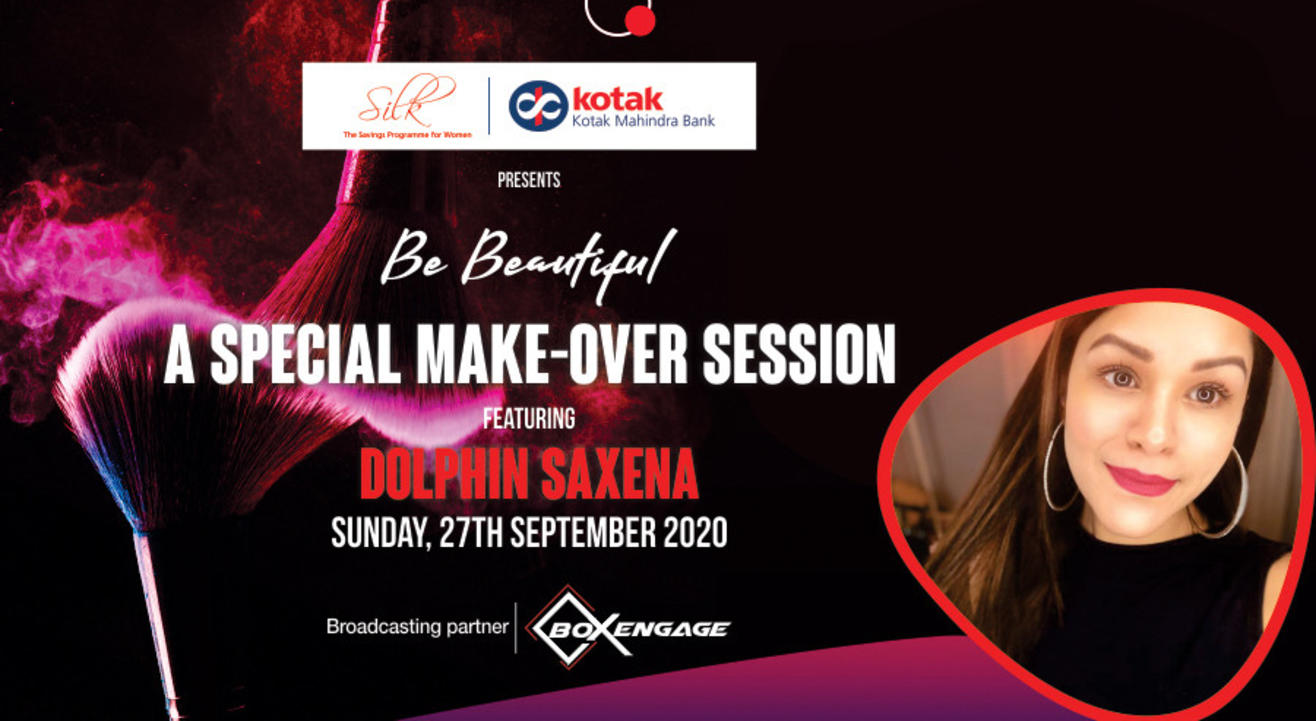 Be Beautiful - A Special Make-Over Session ft. Dolphin Saxena