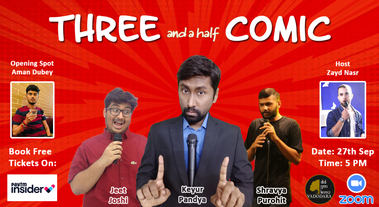 Three and a Half Comic
