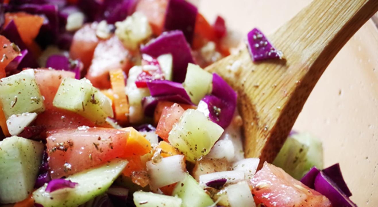 The Salad Revolution – Free Event