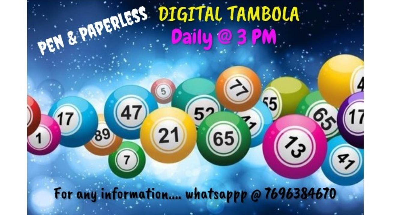 Tambola Online 20 Minutes Game