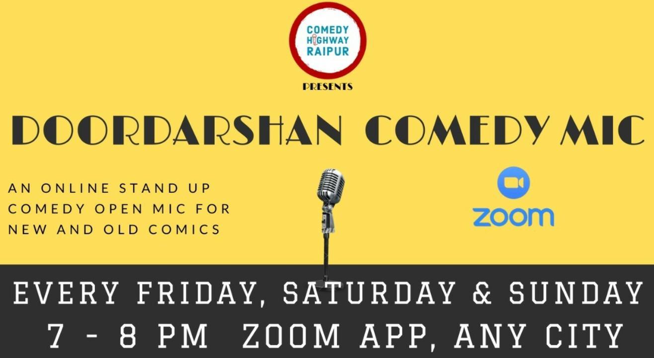 Doordarshan Comedy Mic