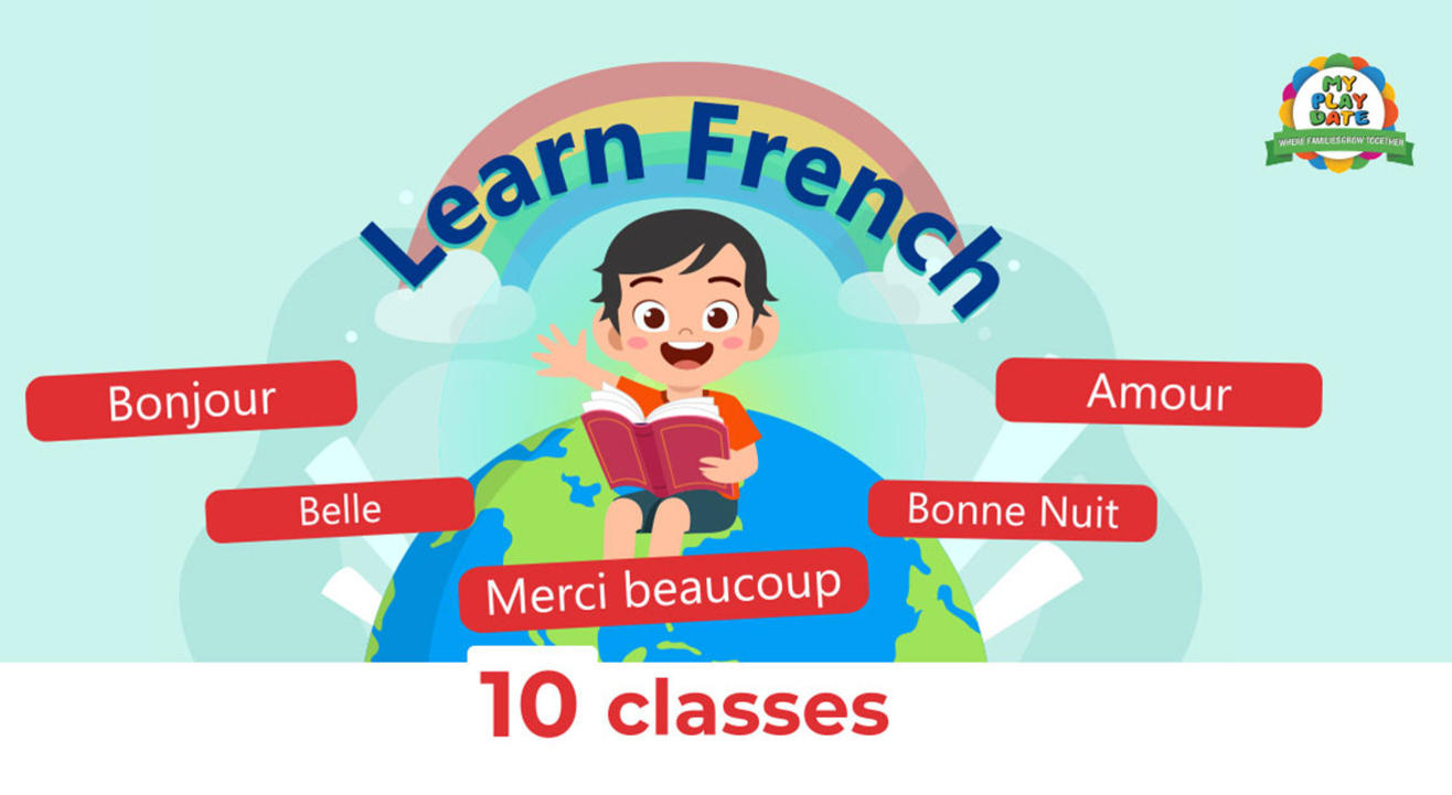 My Playdate: French For Kids