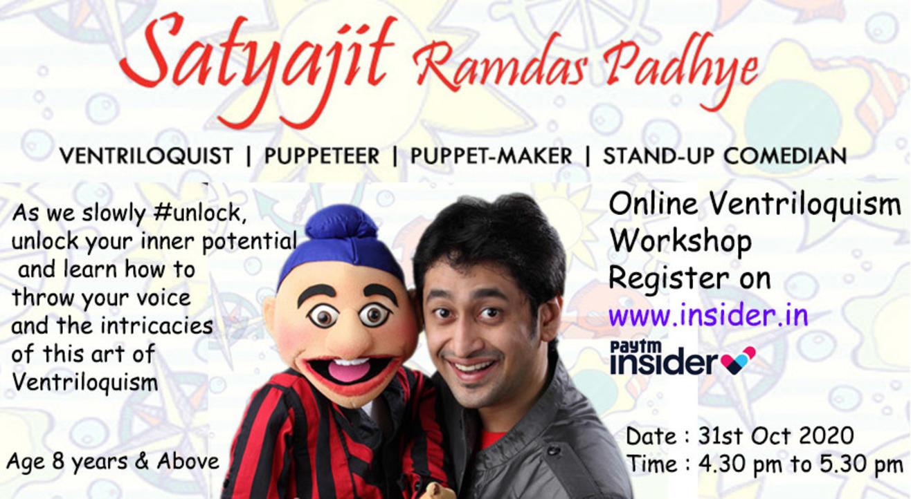 Online Workshop on Ventriloquism