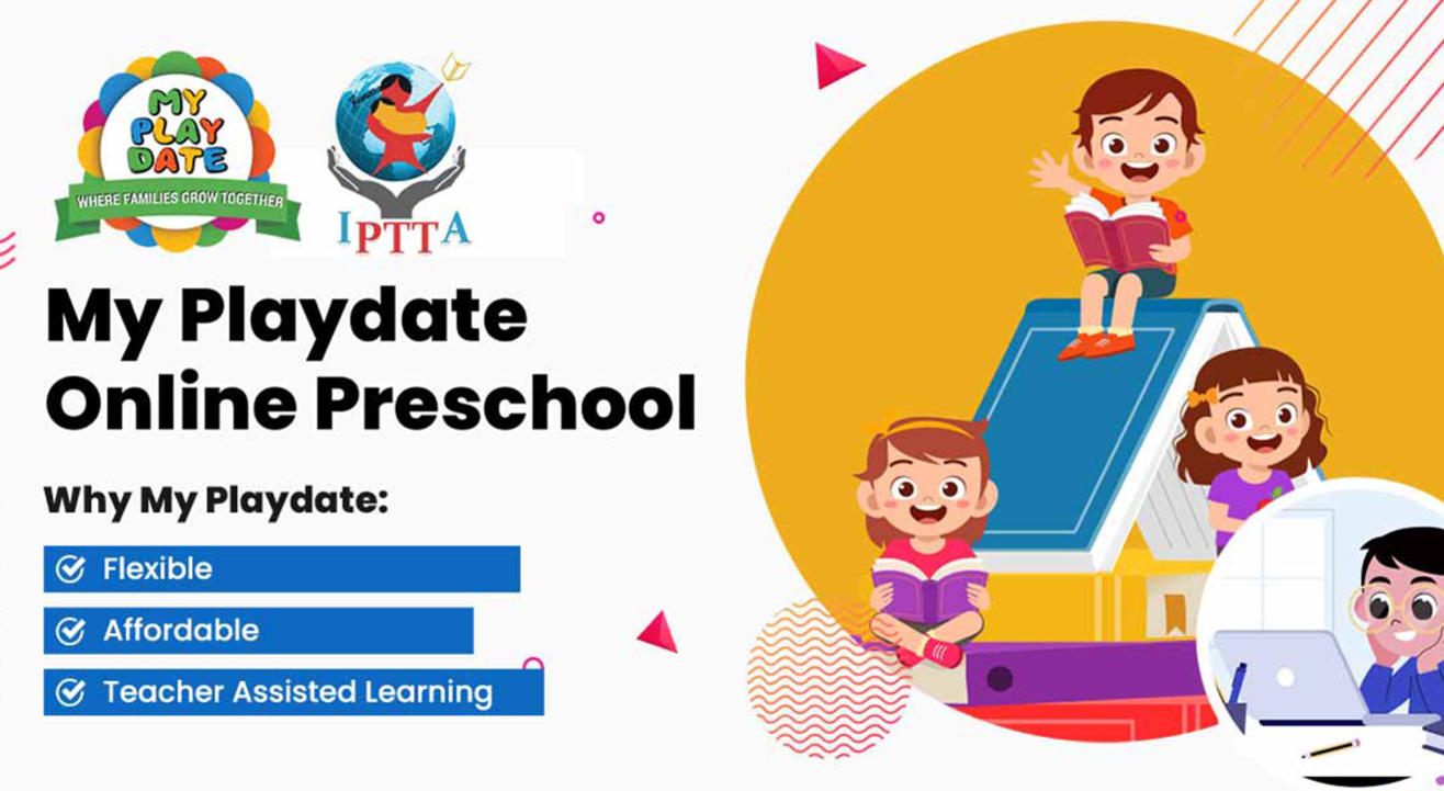 My Playdate: Online Preschool