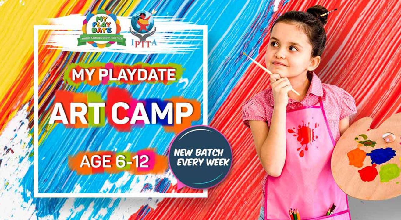 My Playdate: Art & Craft Camp