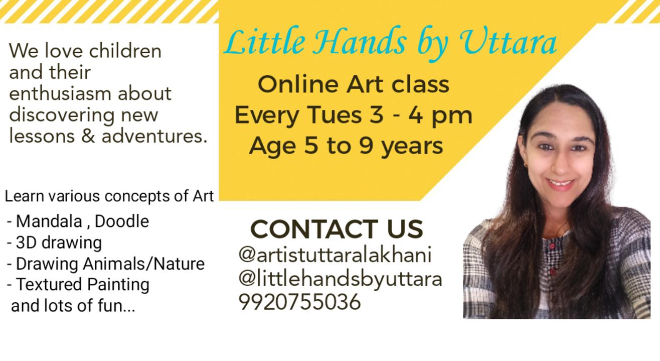 Interactive Online Art Class