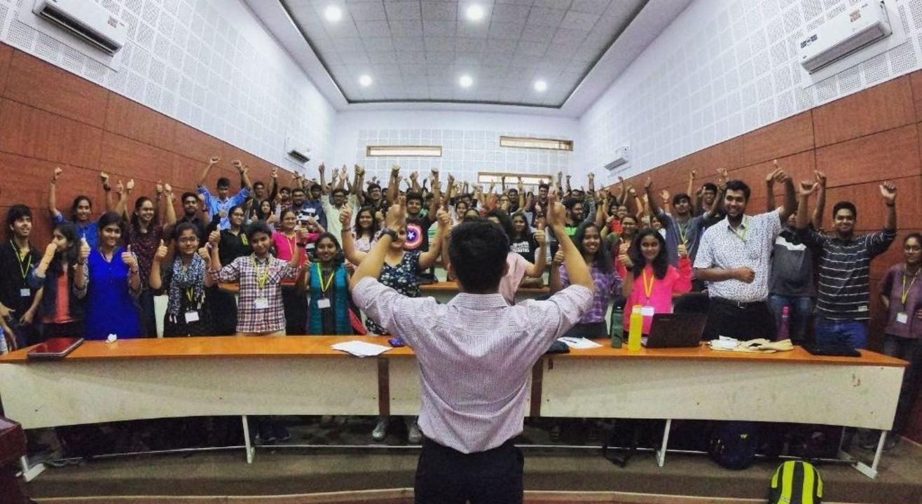 5-day Public Speaking Workshop