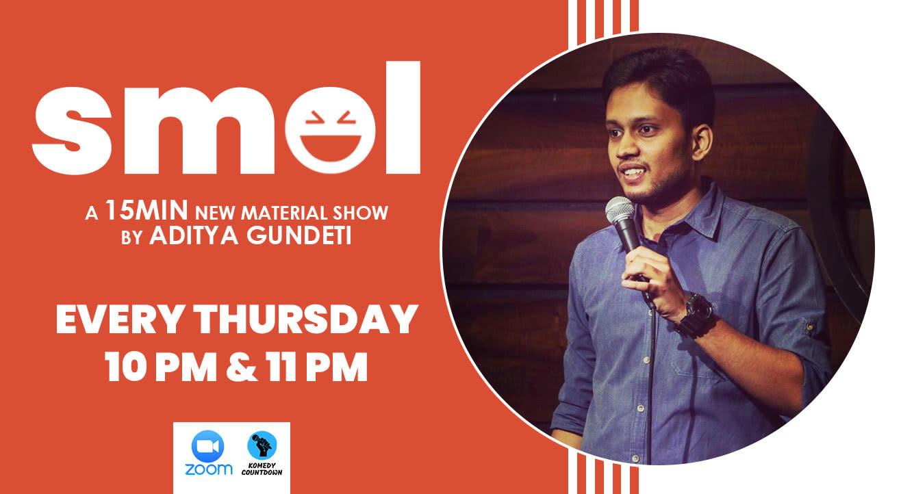 smol - A 15min new material show by Aditya Gundeti