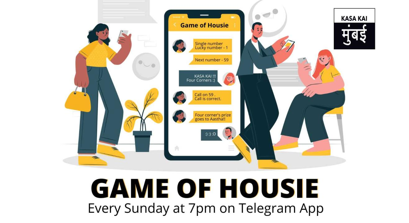 Housie With Kasa Kai Mumbai On Telegram App