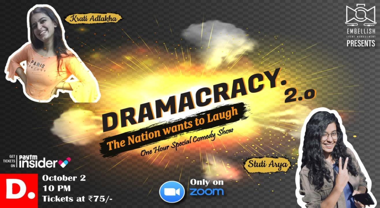 DRAMACRACY 2.O | Embellish events