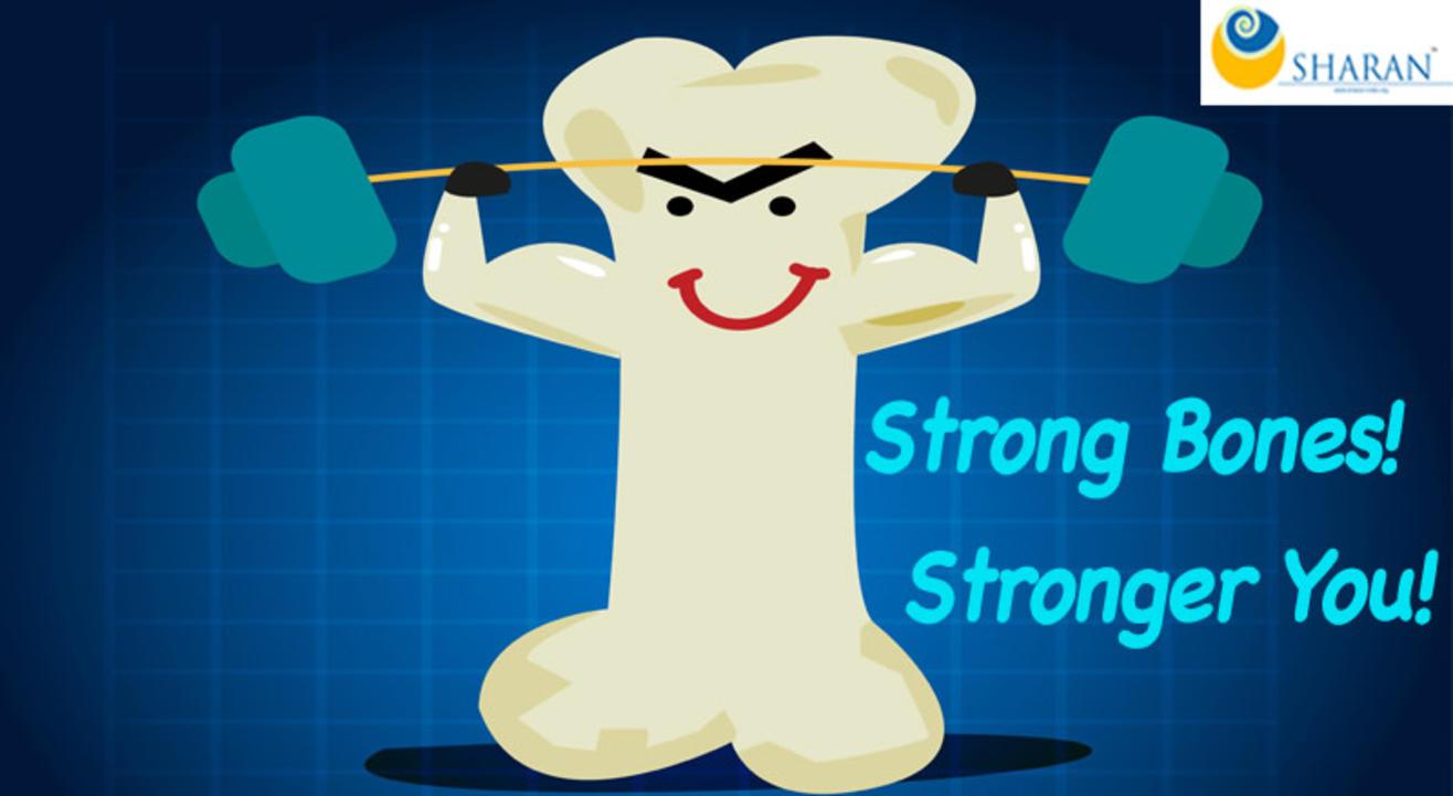 Strong Bones! Stronger You!