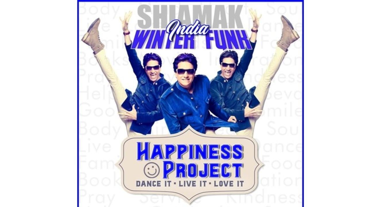 SHIAMAK Winter Funk | Pre-teens (Mon / Fri) batch (7-12 years)