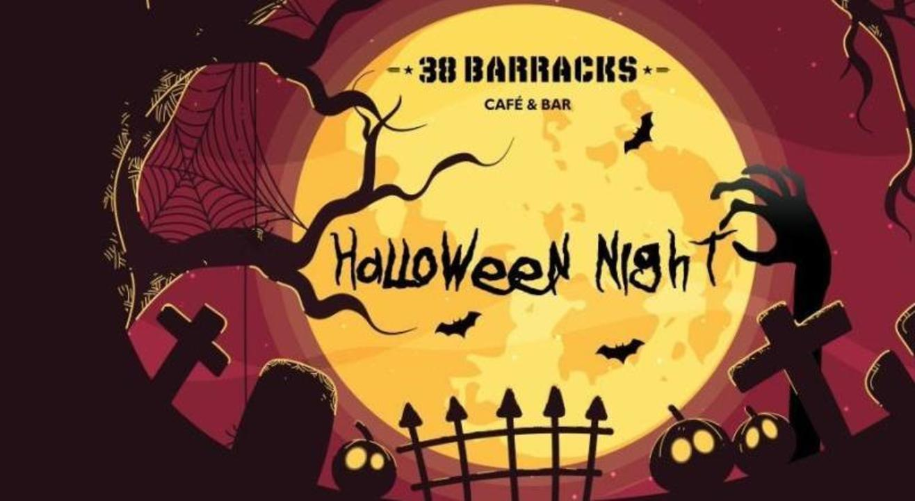Halloween Night with Shivam Luthra  Performing Live