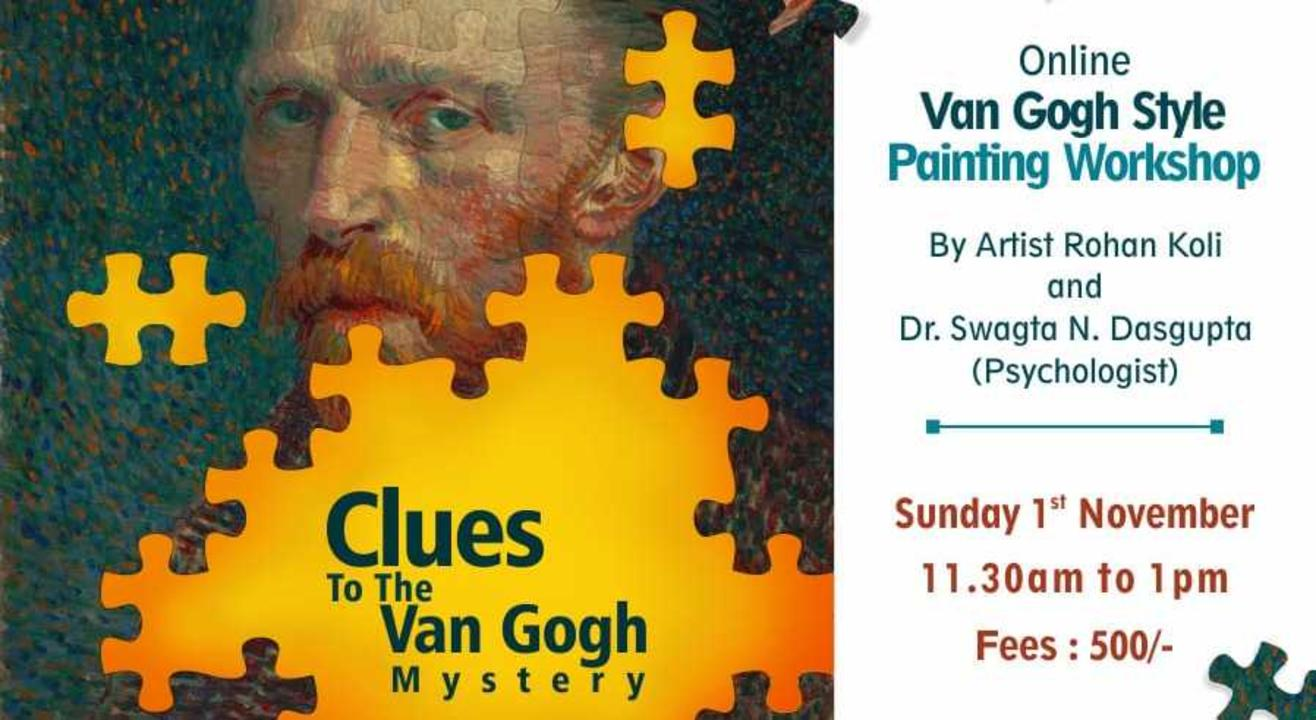 Clues To The Van Gogh Mystery