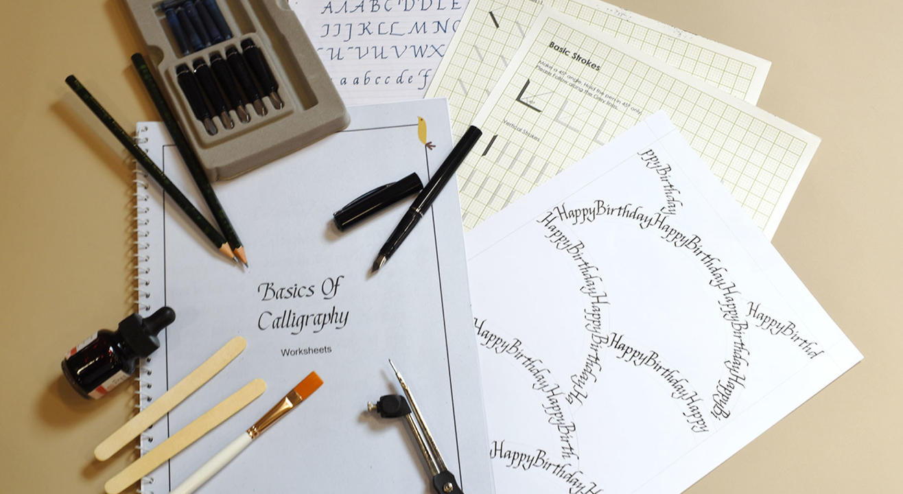 Basics of Calligraphy