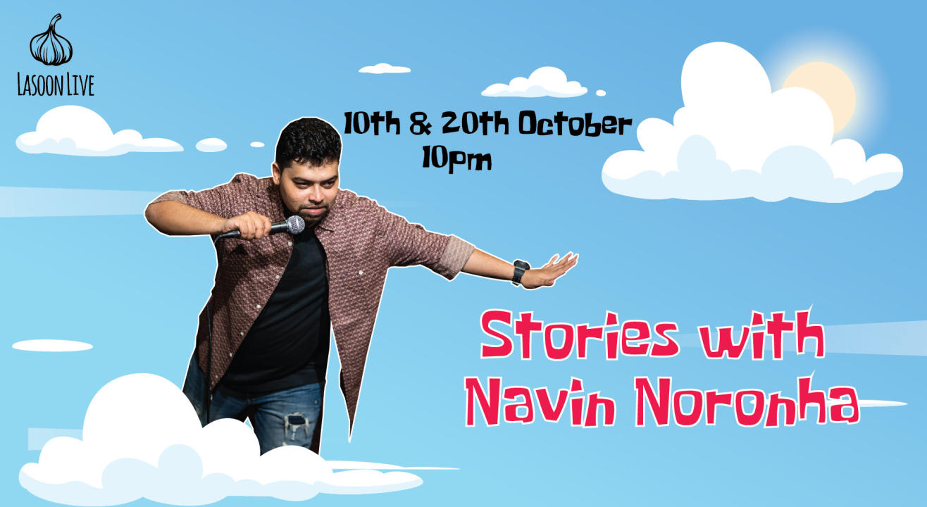 Stories With Navin Noronha