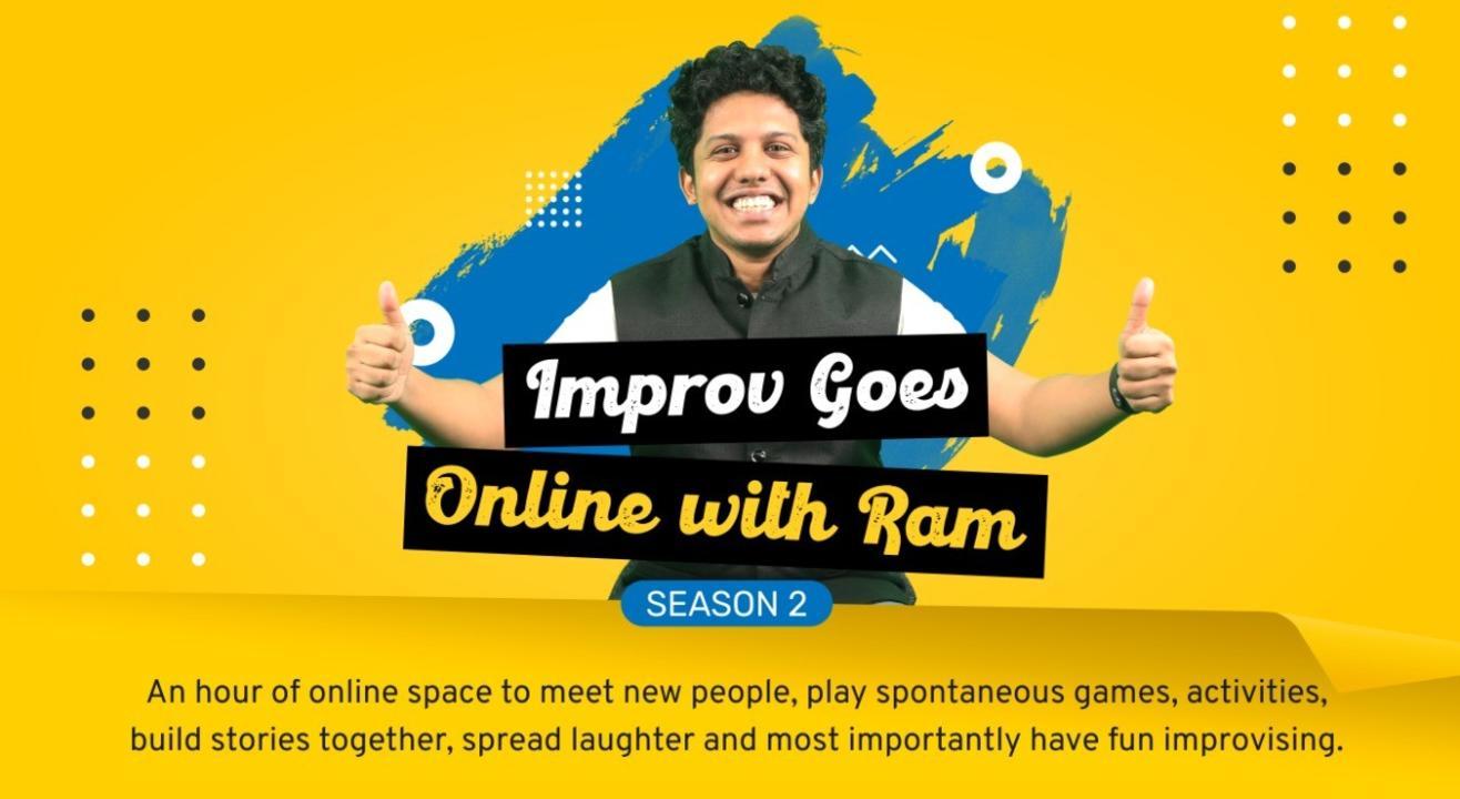 Improv Goes Online - Season 2