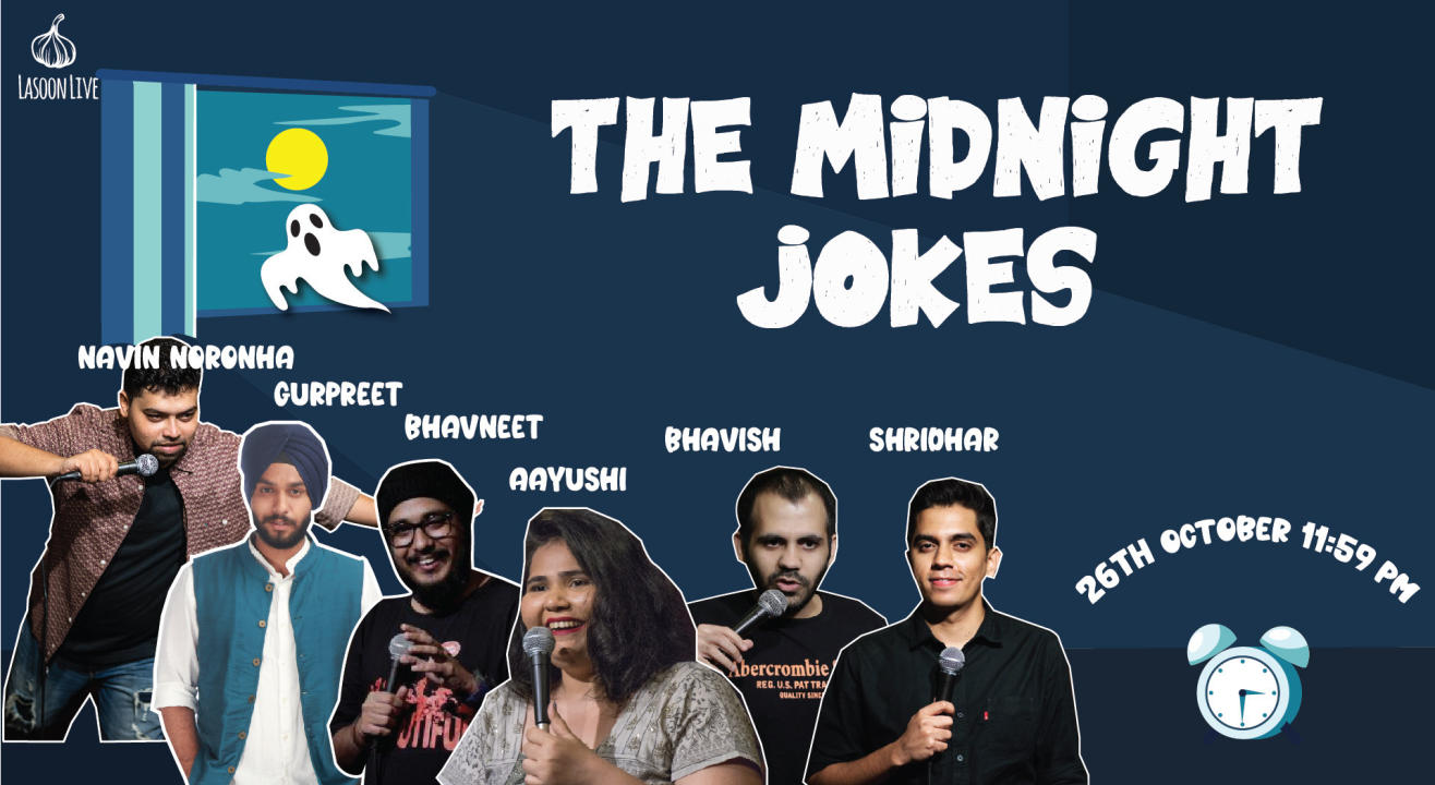 The Mid-Night Jokes