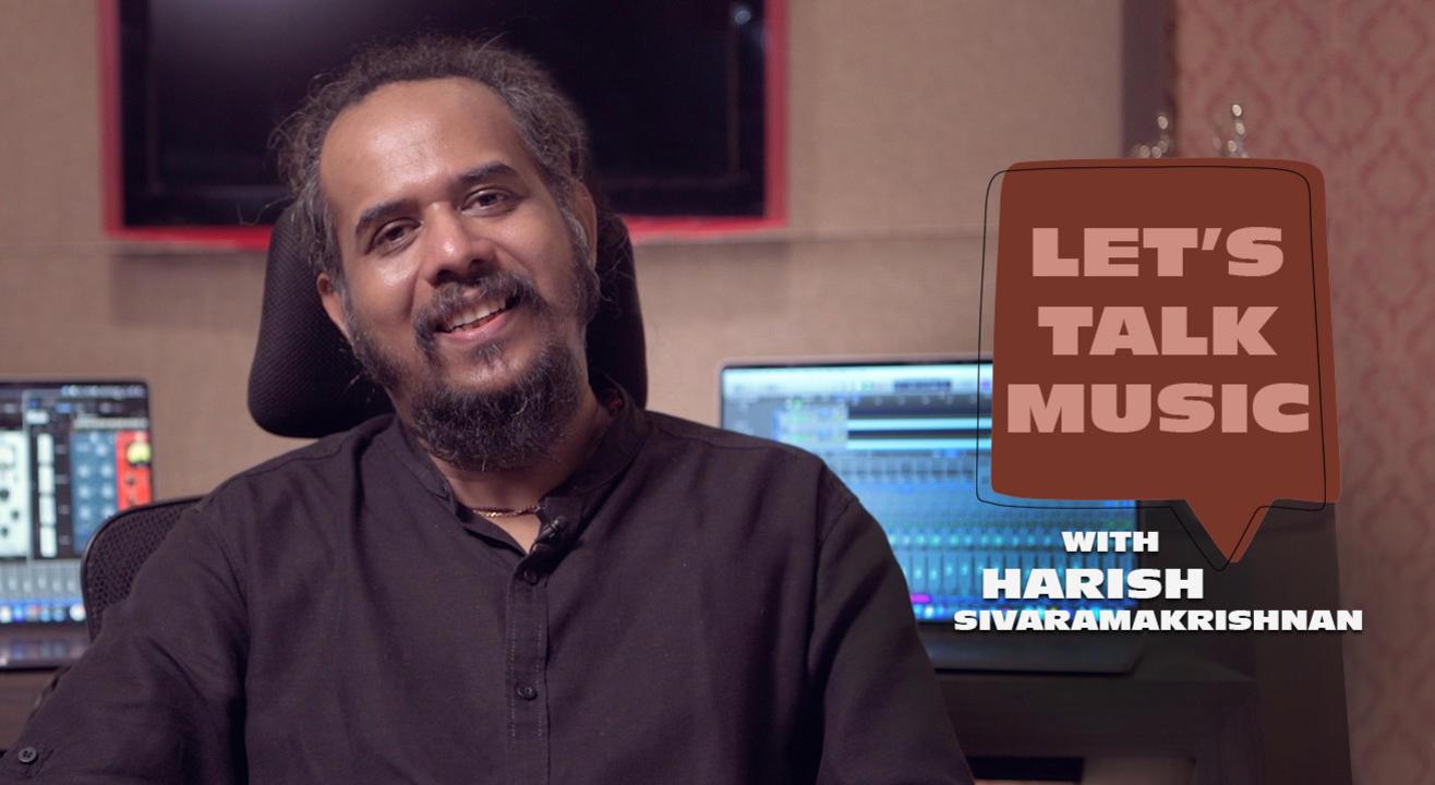 Let's talk music  with Harish Sivaramakrishnan - Batch 3