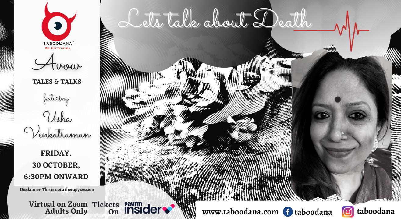 TD's Avow Edition 9 - Appreciating Death - Usha Venkatraman